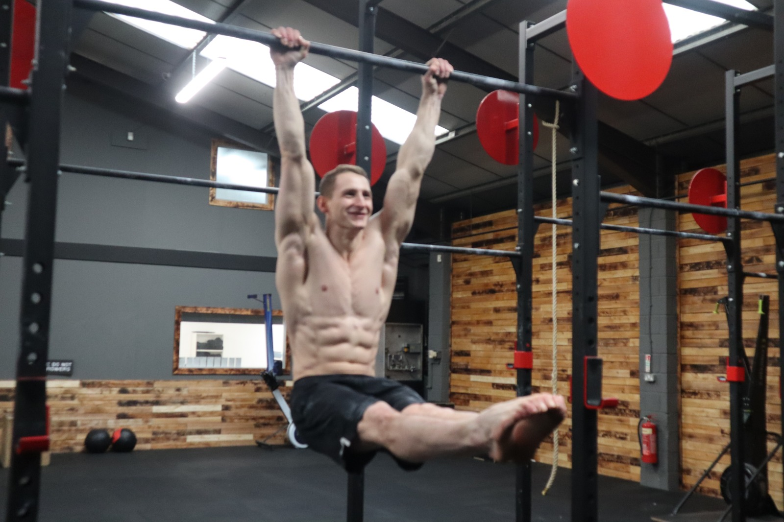 Personal Training in Gmnastics and Functional Fitness